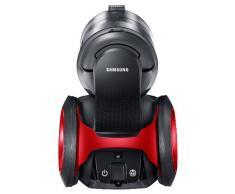 Samsung VC20 F70HNAR/in Cylinder Vacuum Cleaner Staubsauger 2L 2000 W rot – (Cylinder Vacuum, trocken, Haus, Teppich, Hard floor, HEPA 13, rot)