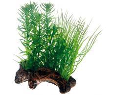 Hobby 51595 Flora Root 2, Wurzelnachbildung, mit Kunstpflanzen, S