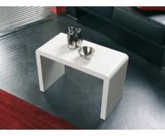 Haku-Möbel 86392 Beistelltisch 60 x 30 x 40 cm, weiß