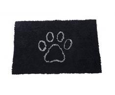 Dog Gone Smart Dirty Dog Fußmatte, Medium, schwarzer Farbton