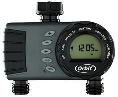 Orbit 96782 – Programmierer für Wasserhahn, Digital, 2 salidas-hembra 3/4