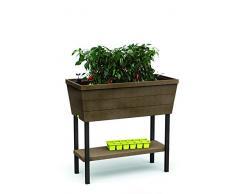 Keter Hochbeet Urban Bloomer, Braun, 48L