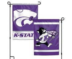 Kansas State Garten Flagge von WinCraft Snack-Schale 27,9 x 38,1 cm