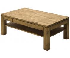 Robas Lund, Couchtisch, Wohnzimmertisch, Julian, Asteiche/Massivholz, 115 x 70 x 45 cm, 58722E5