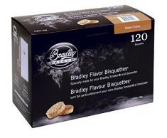Bradley Smoker BTMP120 Ahorn Bisuetten 120 Pack