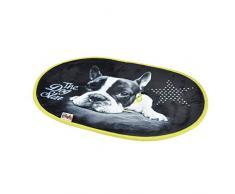 CODICO Teppich für Tier Motiv Star Dog