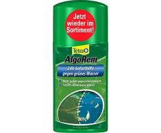 Tetra Pond AlgoRem (24-Stunden-Soforthilfe gegen grünes Wasser im Gartenteich), 250 ml Flasche