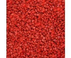 Deko-Granulat, 1000 Gramm – Rot (künstlich)