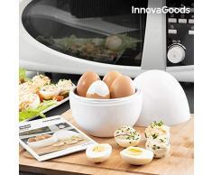 Eierkocher für Mikrowelle mit Rezept Boilegg