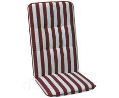 BEST 05100271 Sesselauflage nieder 100 x 50 x 6 cm