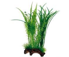 Hobby 51594 Flora Root 1, Wurzelnachbildung, mit Kunstpflanzen, L