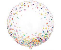 Pioneer Ballon Company 57791 Luftballon, 61 cm, mehrfarbig