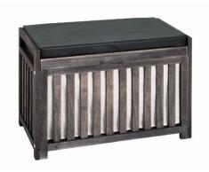 HAKU Möbel 26820 Bank 65 x 33 x 46 cm, braun