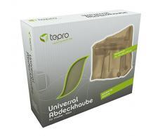 Tepro 8606 Universal Abdeckhaube für Smoker klein