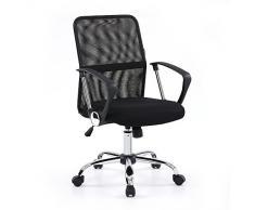 iKayaa Chefsessel Bürostuhl Schreibtischstuhl mit Armlehnen 2 Farbe Optional