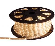 Lichtschlauch Leuchtmittelfarbe: Warmweiß