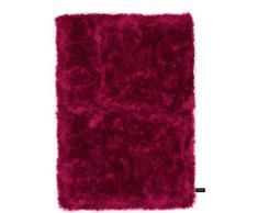 benuta Shaggy Hochflor Teppich Whisper Pink 80x150 cm | Langflor Teppich für Schlafzimmer und Wohnzimmer