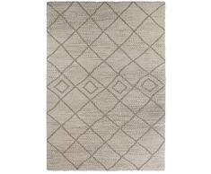 Art For Kids Berber Style Shaggy Teppich, beige, 120Â x 170Â cm