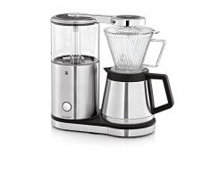WMF AromaMaster Kaffeemaschine Thermo, 10 Tassen, WMF Aroma Dusche, 1470 W, cromargan matt/silber