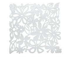 koziol Raumteiler Alice, Kunststoff, transparent klar, 0.3 x 27 x 27 cm