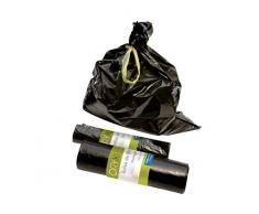 ORYX 5040905 – mittlere Tasche Abfalleimer 50 l, 28 x 28 x 7 cm, Schwarz