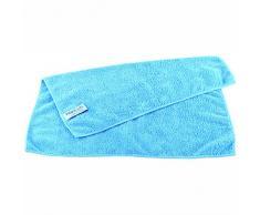 MFT HIGH PERFORMANCE blau (6190) - Mikrofaser Reinigungstuch 40 x 40 cm Microfaser Tuch Universaltuch fusselfrei Tuch Staubtuch 300 g/m² - ABACUS