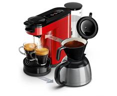 Philips SENSEO Switch Kaffeemaschine Senseo Switch rot