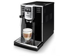 Philips EP5310/10 Kaffeevollautomat (AquaClean, automatischer Milchaufschäumer) schwarz