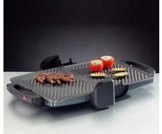ROMMELSBACHER KG 2000 Twin Set - COMFORT GRILL - 2000 Watt - graphit-metallic