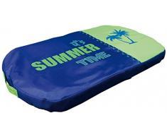 Croci Hunde Kissen, Summer Fresh Blu/grün, 81 cm x 51 cm x 6 cm