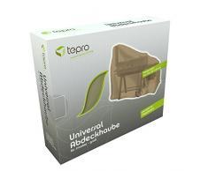 Tepro Universal Abdeckhaube 8608 für Smoker, groß, 172,2x89x147,3cm, beige | passend für tepro 1049 & 1146