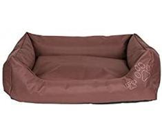 Trixie 37853 Drago Bett, 90 × 80 cm, braun