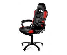 Arozzi Gaming Stuhl ENZO schwarz/rot