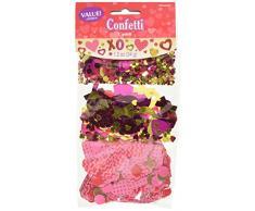 Amscan 360199 Valentine Value Confetti Konfetti, Papier, mehrfarbig