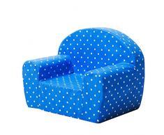 Gepetto Kindersessel, blau