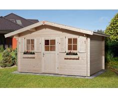 weka Gartenhaus 110 Gr.1, 28 mm, V60, ET, 2 EF