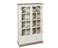 Ambiente Haus 31008 Country Vitrine 163 cm