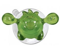 Kleine Wolke MS Kunststoff Wild Willy Wandhaken, grün