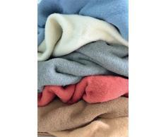 Unbekannt Golden Fleece negoc-000598Â Camel Wolle Decke 220Â x 240Â cm