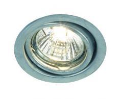 Nordlux 20299931 Außen Deckenleuchte, Metall, GU10, 7 cm, grau