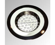 EMA cy5000330Filter für Einbauspüle, Waschbecken Edelstahl Silber