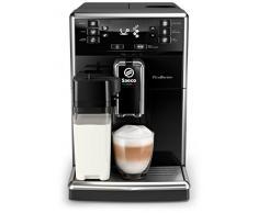 Saeco PicoBaristo SM5473/10 Kaffeevollautomat, 10 Kaffeespezialitäten (integriertes Milchsystem) Schwarz