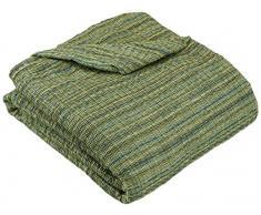 Martina Home Sofahusse elastisch Chaise Longue rechter Arm 32x42x17 cm grün