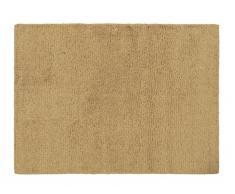 O & N 911170hb00crt RASATO Teppich Badezimmer Baumwolle/Polyester anderen fibtes ecru 45Â x 65Â x 0,2Â cm