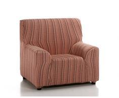 Martina Home Elastischer Sofabezug Modell Mejico 1 Platz burgunderrot