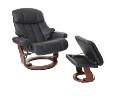 Robas Lund Sessel Relaxsessel Calgary Comfort Xl Lederschlamm