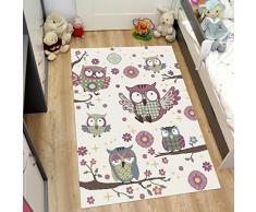 Eulen-Teppich » günstige Eulen-Teppiche bei Livingo kaufen