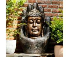 Buddha-Brunnen Karma