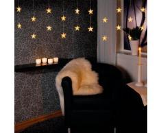 LED-Lichtervorhang Sternenregen, 20 LEDs