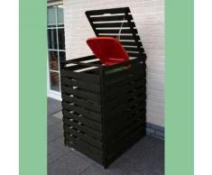 Mülltonnenbox Vario V für 1 Tonne, anthrazit